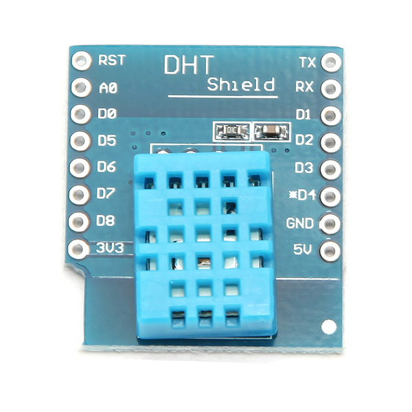 DHT11 Shield + DHT22 Shield + D1 Mini NodeMcu Lua WIFI ESP8266 ...