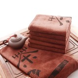 Superfine Fiber Tea Towel Super Water Absorption Tea Towel Kungfu Tea Accessories