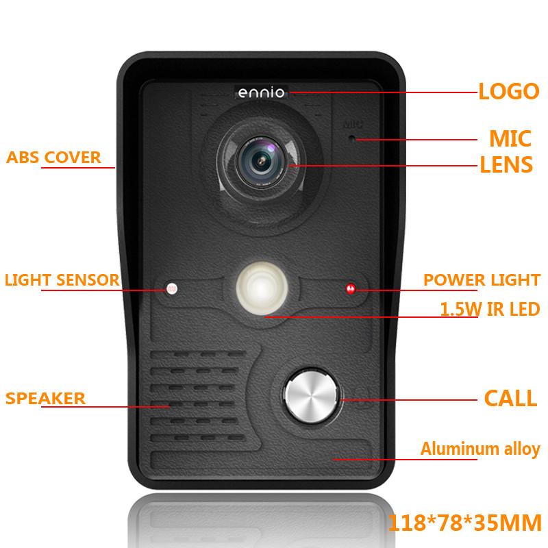 ... 6057636f-e0e6-6dd0-0b5f-6f3fc8635111.jpg ...  sc 1 st  Alexnld.com & SYSD SY813MK13 7inch TFT LCD Video Door Phone Doorbell Intercom Kit ...