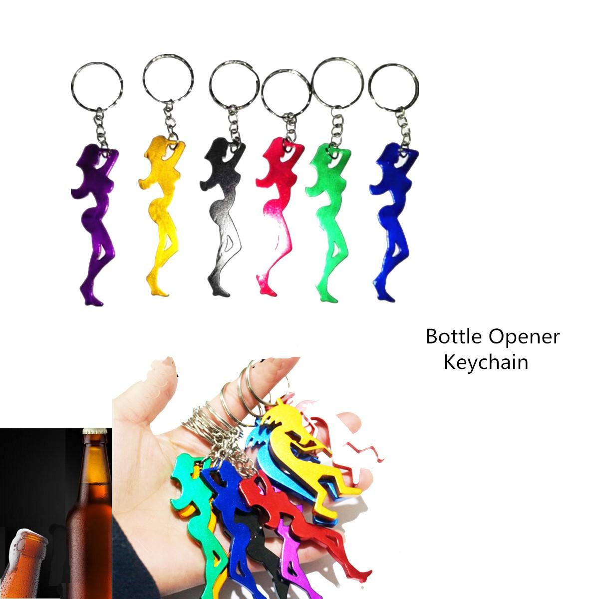 sexy beauty girl bottle opener key ring keychain alex nld. Black Bedroom Furniture Sets. Home Design Ideas