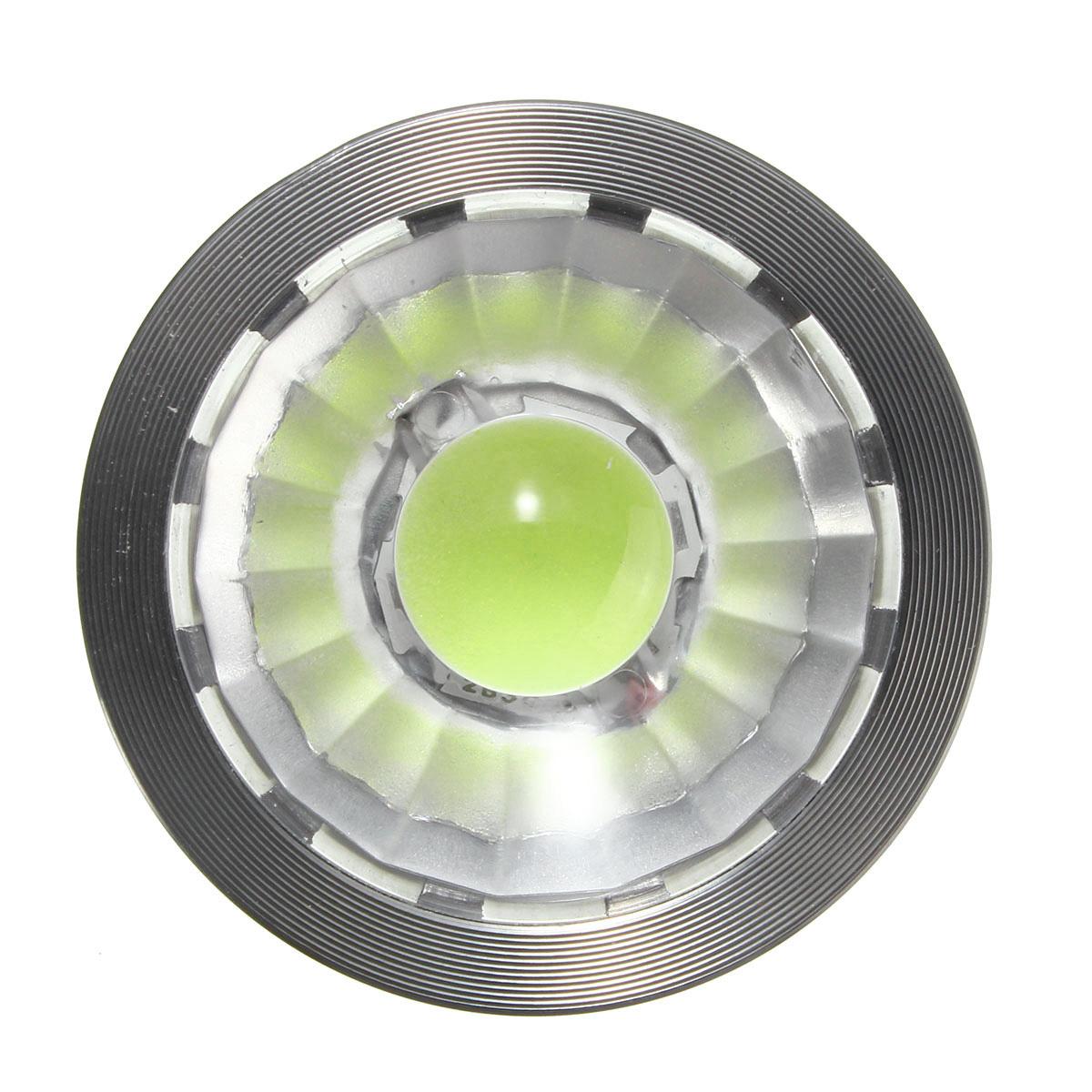 led ultra bright dimmable 7w 600lm gu10 cob led spot light. Black Bedroom Furniture Sets. Home Design Ideas