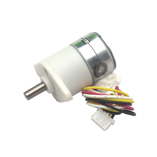 Dc 5v 2 phase 4 wire miniature stepper gear box motor for Stepper motor gear box