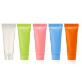 1PC 10ml Travel Empty Cosmetic Cream Lotion Shampoo Tube Container Colorful