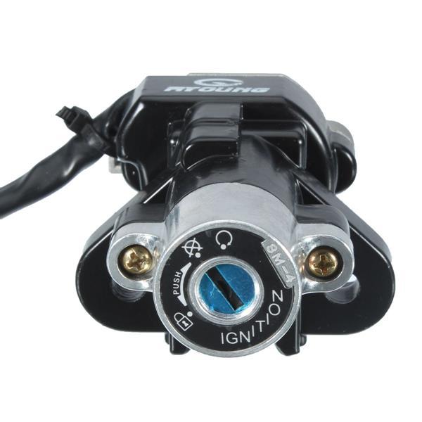 Ignition Switch Cap Lock Set With 2 Keys For Suzuki GSXR600 97-00 GSXR750 93-99