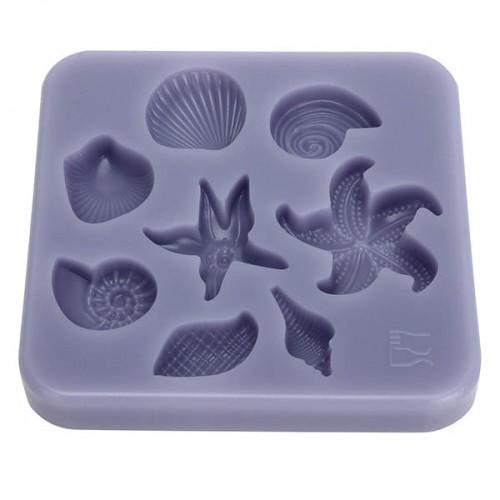 KCASA Hoisin Silicone Fondant Mold Cake Decorating Mould Gumpaste Sugarpaste Mold FDA LFGB