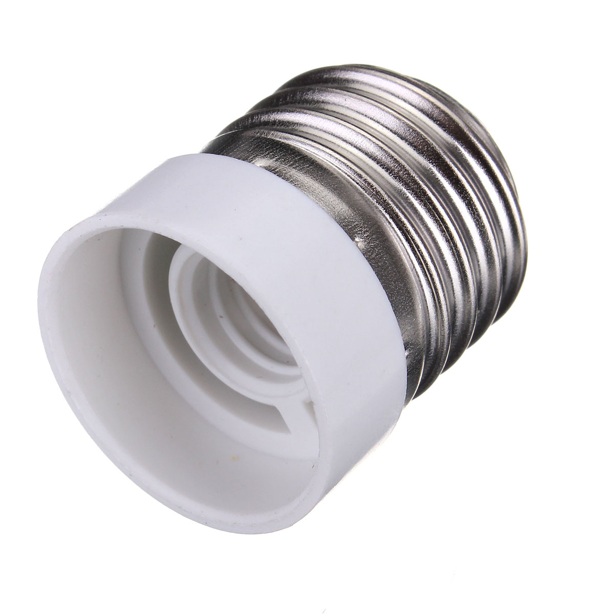 E26 to E12 Base LED Light Lamp Bulb Screw Adapter ...