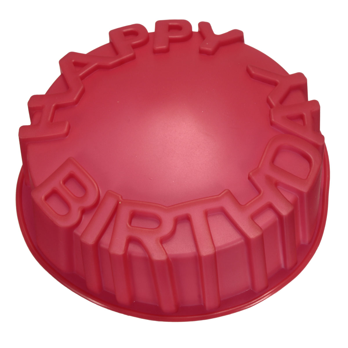 Happy Birthday Silicone Cake Pan Cheese Jelly Pudding