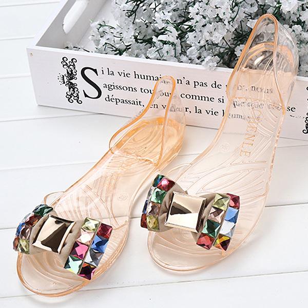 f62cd4d020c9bc Women Summer Chic Beach Sandals Peep Toe Flat Rhinestone Shoes ·  bebc9f4c-8c05-ed78-8d32-8640b5b92521.jpg ·  efb99f48-65eb-4052-ae9a-9a38078f5ce9.jpg ...