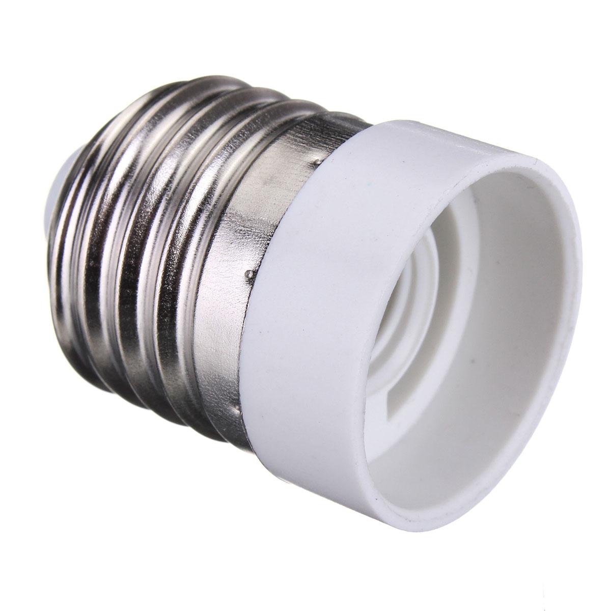 E26 to e12 base led light lamp bulb screw adapter E12 light bulb