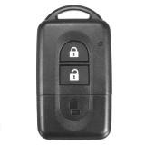 Remote Control Key Shell Fob 2 Button Smart Case for Nissan QASHQAI X-Trail