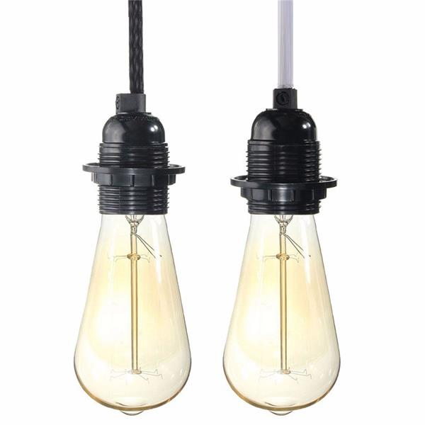 25m cord e27e26 edison pendant light holder hanging lamp socket b4af8f7a8cc263661a7e58bf6db220f9g 5c536a7fe4cdb83375be413438fff343g mozeypictures Gallery