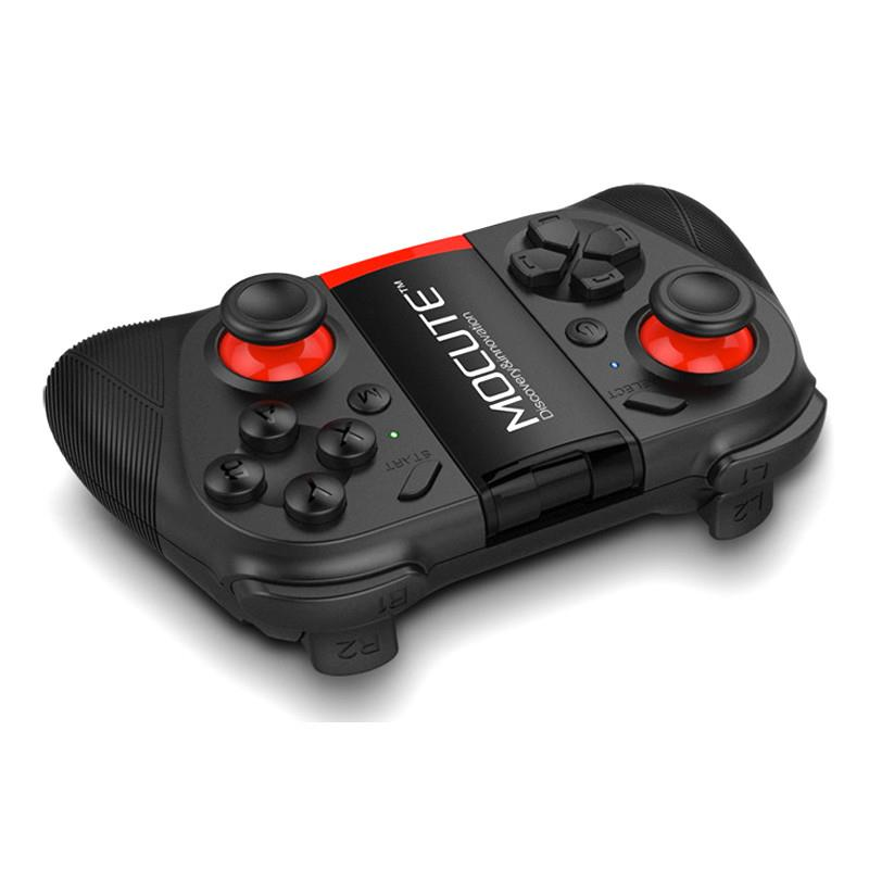 MOCUTE 050 Bluetooth Gamepad Wireless Game Joystick VR Box Controller for iPhone Andriod Tablet PC. 6AC2A114E6E6ACA4AD635857B0278D43. ...