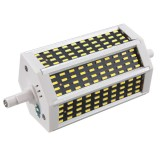 Dimmable R7S 118mm 15W 120 SMD 4014 LED Warm White Pure White Light Lamp Bulb AC220V/110V
