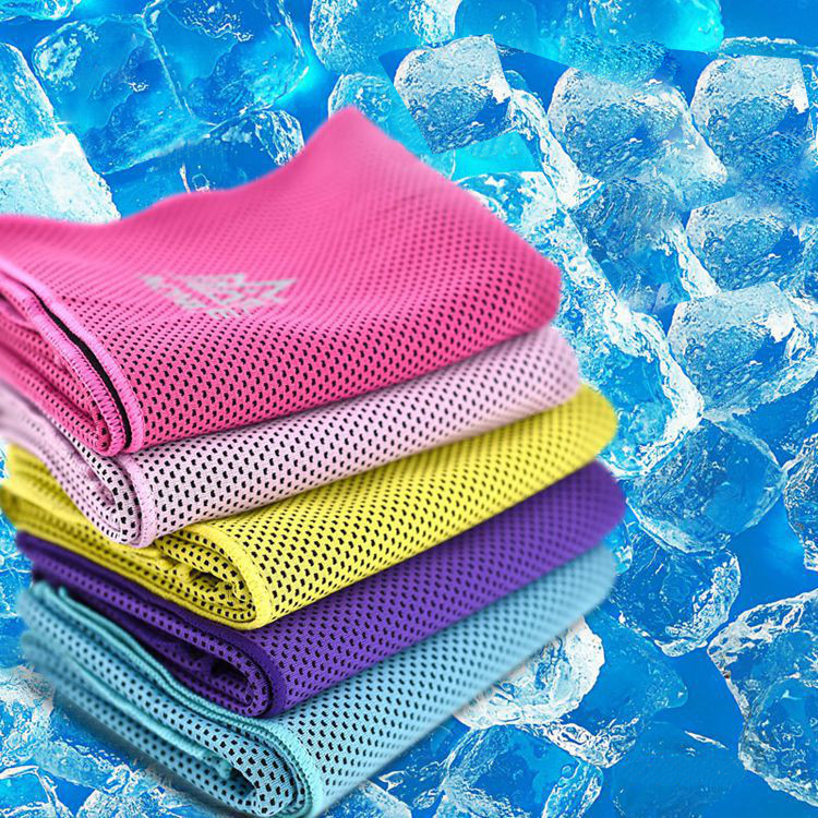 Cooling Sports Towel Ice: AONIJIE Cooling Sport Towel Ice Towel Fitness Running