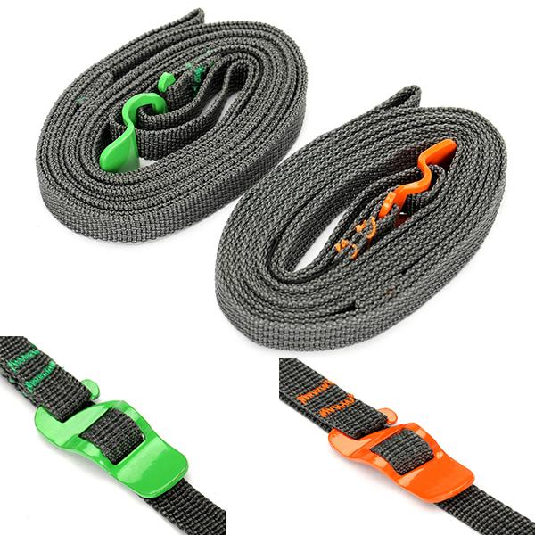 Outdoor Camp Binding Rope Tie-Up Ribbon Adjustable Puller