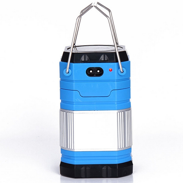 solar powered rechargeable usb stretchable led lamp lantern for outdoor camping hiking. Black Bedroom Furniture Sets. Home Design Ideas