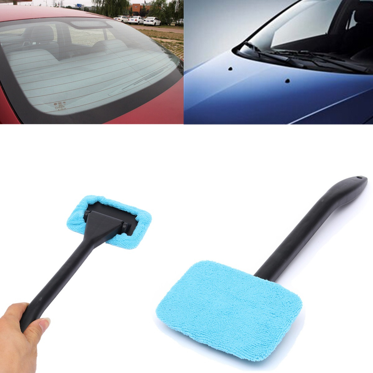 car auto wiper home tv glass window brush handheld windshield cleaner alex nld. Black Bedroom Furniture Sets. Home Design Ideas