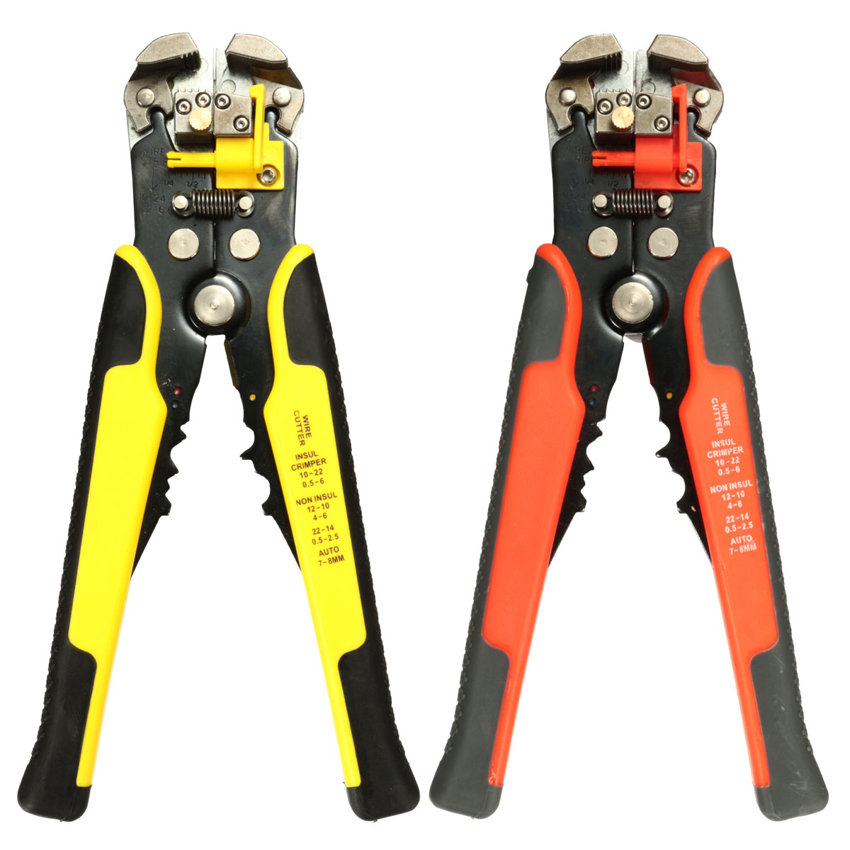 electricians wire cutter stripper