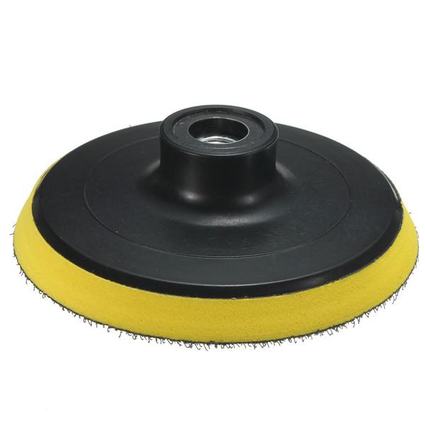 Car Buffing Pads >> 7pcs 4/5/6/7 Inch Sponge Polishing Waxing Buffing Pads Set