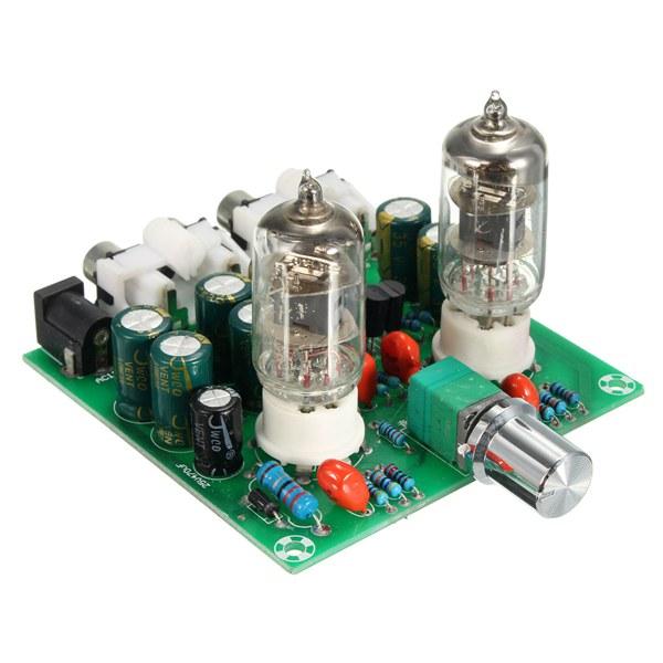 6J1 Valve Preamp Tube PreAmplifier Board Musical Fidelity X10-D Circuit