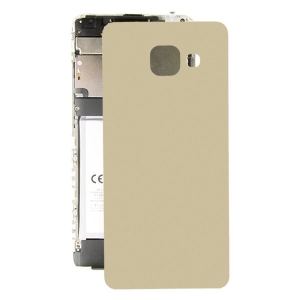 replacement for samsung galaxy a3 2016 a3100 battery back cover gold alex nld. Black Bedroom Furniture Sets. Home Design Ideas