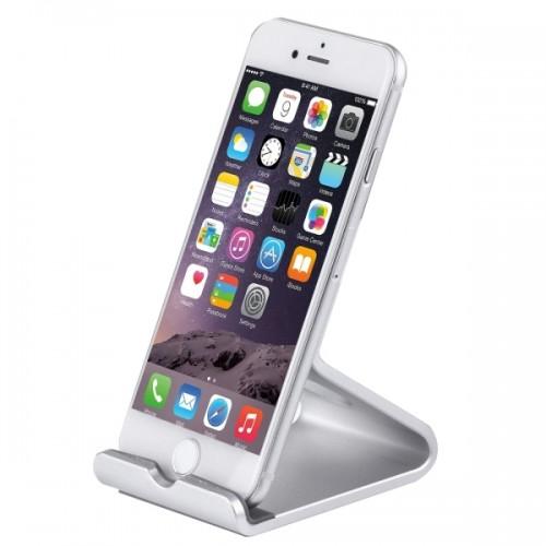 Exquisite aluminium alloy desktop holder stand dock cradle for Exquisite mobile massage