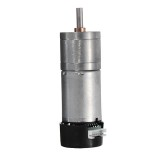9V 150RPM 25mm DC Gear Motor For Tank Remote Control Robot