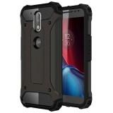 For Motorola Moto G (4rd gen) & G (4rd gen) Plus Tough Armor TPU + PC Combination Case (Coppery)