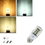 E27 E17 E14 E12 B22 GU10 3W 40 SMD 5736 LED White Warm White Natural White Light Corn Bulb AC85-265V