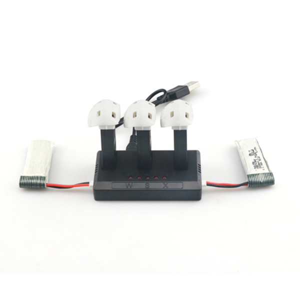 Upgrade 1 to 5 3 7v lipo battery charger for hubsan x4 for Hubsan x4 h107l motor upgrade