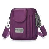 Women Men Nylon Lightweight Waterproof Messenger Bags Casual Shoulder Bags Messenger Bags