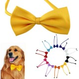 Multicolor Pet Dogs Bow Tie Dog Neck Tie Cat Tie Pet Grooming Supplies
