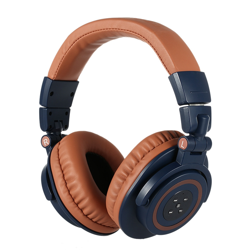 cool nice wireless bluetooth foldable headphone headset for iphone samsung xiaomi huawei tablet. Black Bedroom Furniture Sets. Home Design Ideas