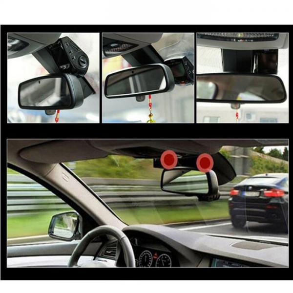 Rexing V1 2.4″ LCD FHD 1080P 170-Degree Wide Angle Dashboard ...