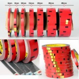 Ultra Strong Permanent Double Sided Adhesive Tape Roll for Auto 10mm*3m