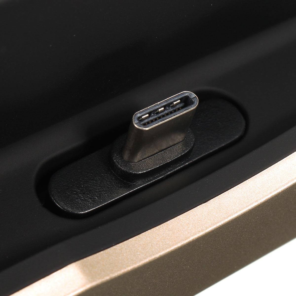 Usb Type C Dock Charger Charging Desktop Station For