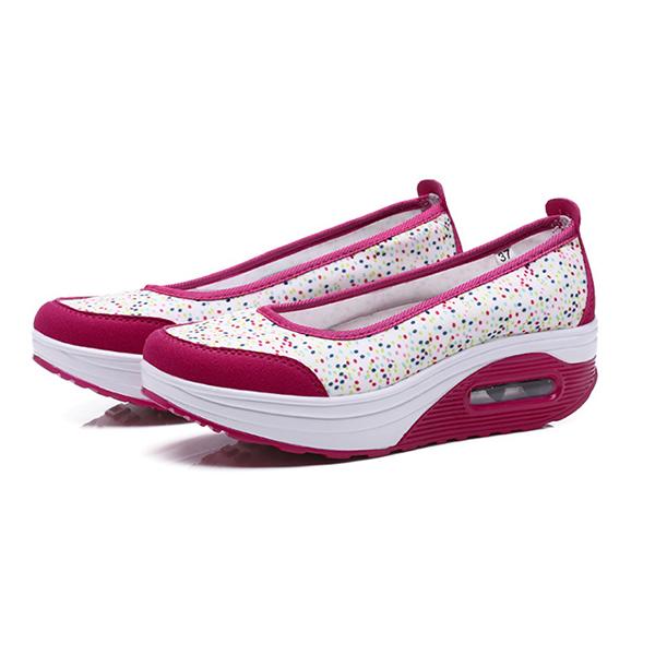 Womens Rocker Bottom Tennis Shoes