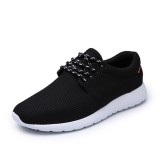 US Size 6.5-10.5 Lace Up Athletic Sport Shoes Breathable Outdoor Walking Shoes