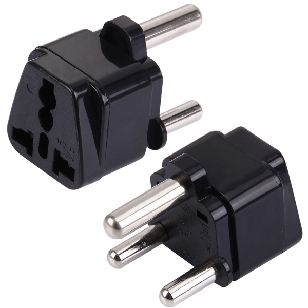 Wd 10l Portable Universal Plug To Large South Africa Plug Adapter Power Socket Travel