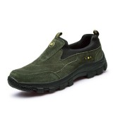 Men Sprot Running Shoes Outdoor Lace Up Casual Athletic Sneakers