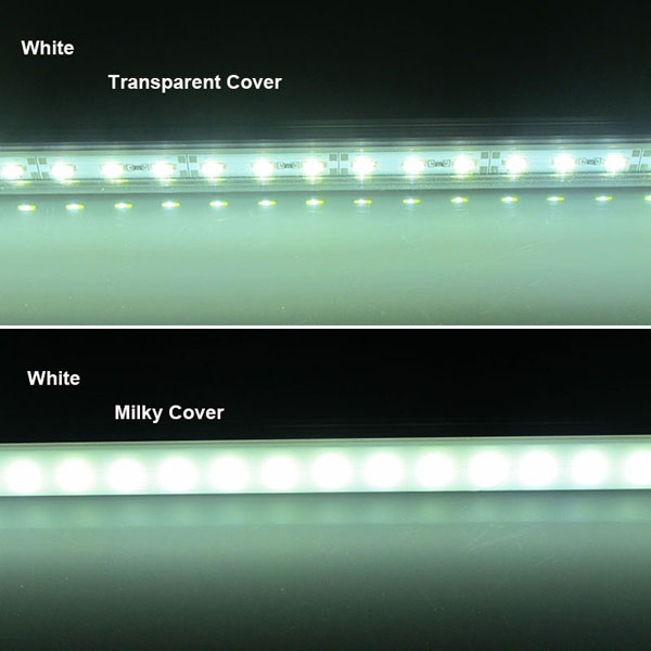 50cm Smd 5730 36 Led Rigid Strip Tube Bar Light L  With U Aluminium Shell Pc Cover Dc12v on smd package outlines