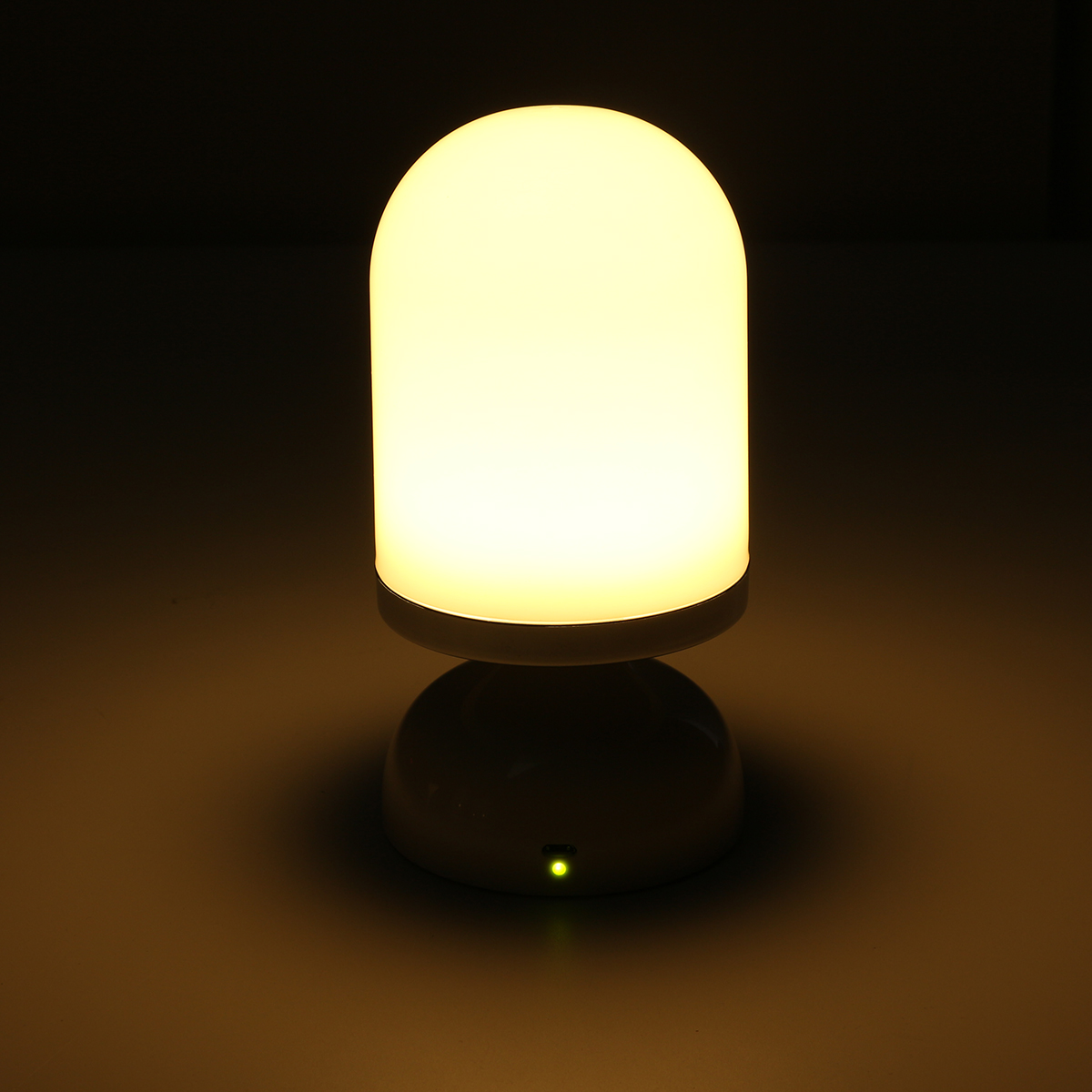 Portable USB Rechargeable LED Night Light Hanging Stand ...