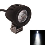 MZ DY609 DC 9-32V 10W 1000LM 6500K Waterproof Vehicle Car Boat Marine External Work Lights Emergency Lights 30 Degrees Spot Light LED Car Bulbs with 1 Intense CREE LED Lights (White Light)