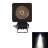 MZ DY610 DC 9-32V 10W 1000LM 6500K Waterproof Vehicle Car Boat Marine External Work Lights Emergency Lights 30 Degrees Spot Light LED Car Bulbs with 1 Intense CREE LED Lights (White Light)
