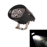 MZ DY6020 DC 9-32V 20W 2000LM 6500K IP68 Waterproof Vehicle Car Boat Marine External Work Lights Emergency Lights 30 Degrees Spot Light LED Car Bulbs with 2 Intense CREE LED Lights (White Light)