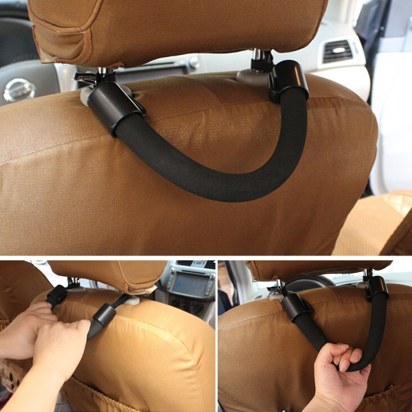Shunwei Car Assistance Support Strap Chair Rear Seat