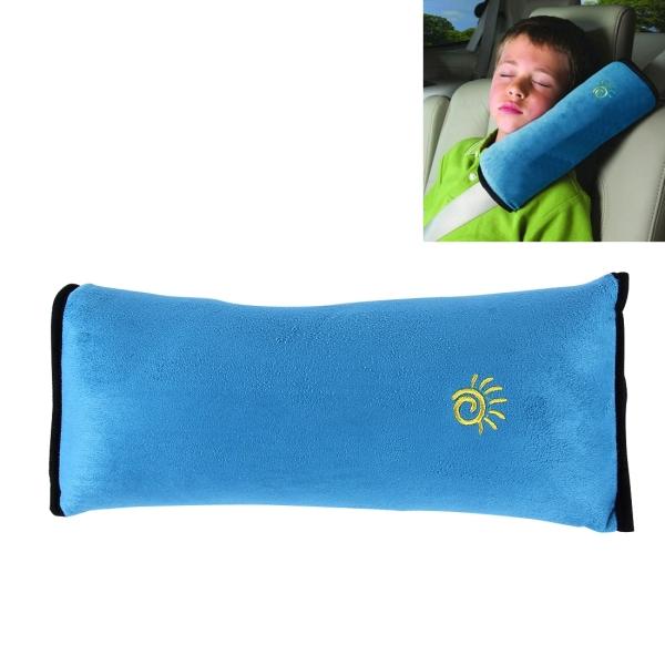 2 Pcs Children Baby Safety Strap Soft Headrest Neck