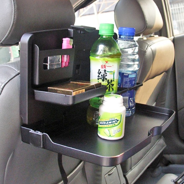Shunwei Vehicle Multi Fuction Foldable Tray Back Seat