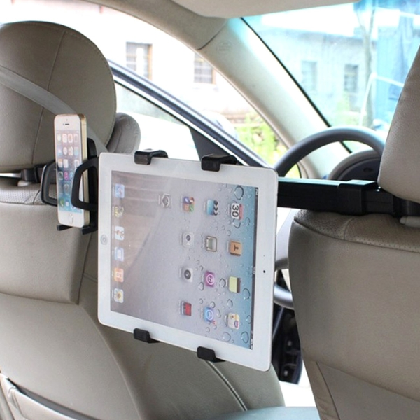 Ally Adjule Car Seat Headrest Mount And Holder