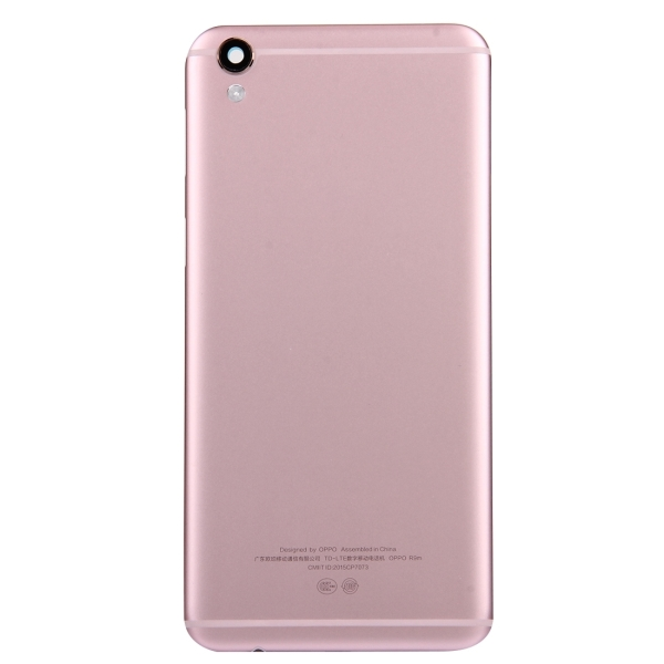 100% authentic f2af9 73b5e Replacement OPPO R9 Battery Back Cover (Rose Gold)